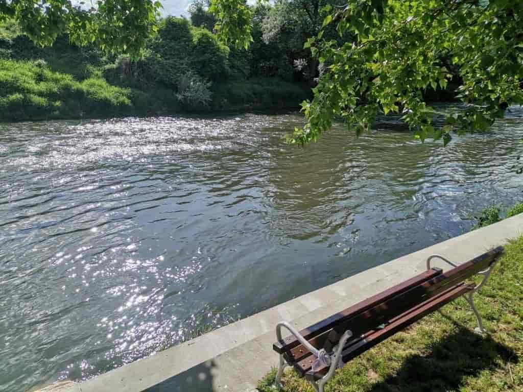 Visiko river